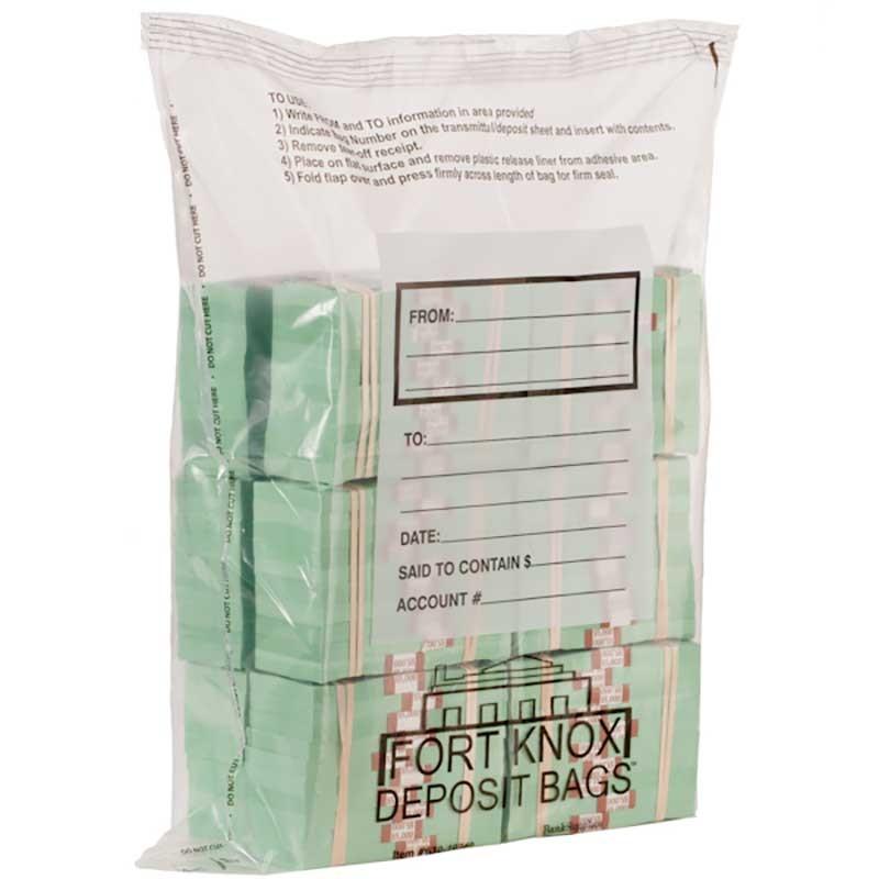 Currency Bundle Bags - 12 Bundle - G Bag - 250/case