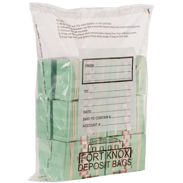 Currency Bundle Bags - 12 Bundle - G Bag - 50/pack