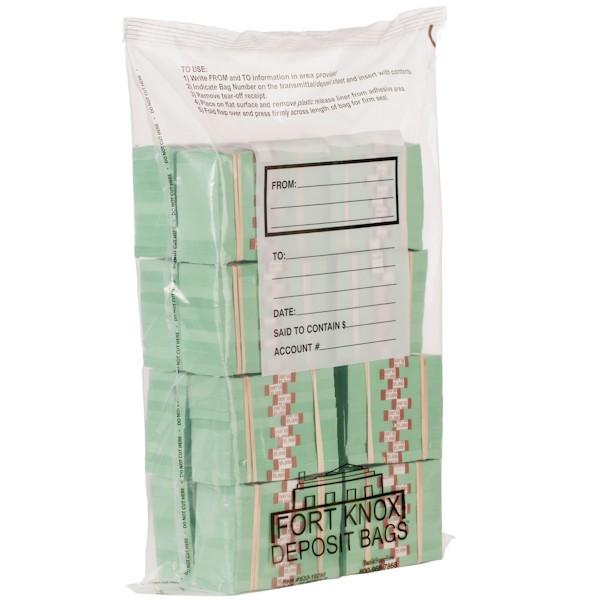 Currency Bundle Bags - 16 Bundle - H Bag - 50/pack