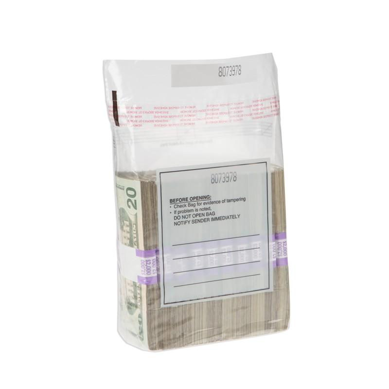 8W x 7H - 10 Strap Bags