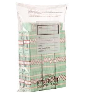 Currency Bundle Bags - 20 Bundle - J Bag - 50/pack