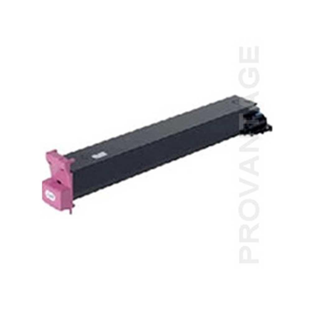 Konica-Minolta Toner Cartridge - Magenta - Compatible - OEM A0DK332