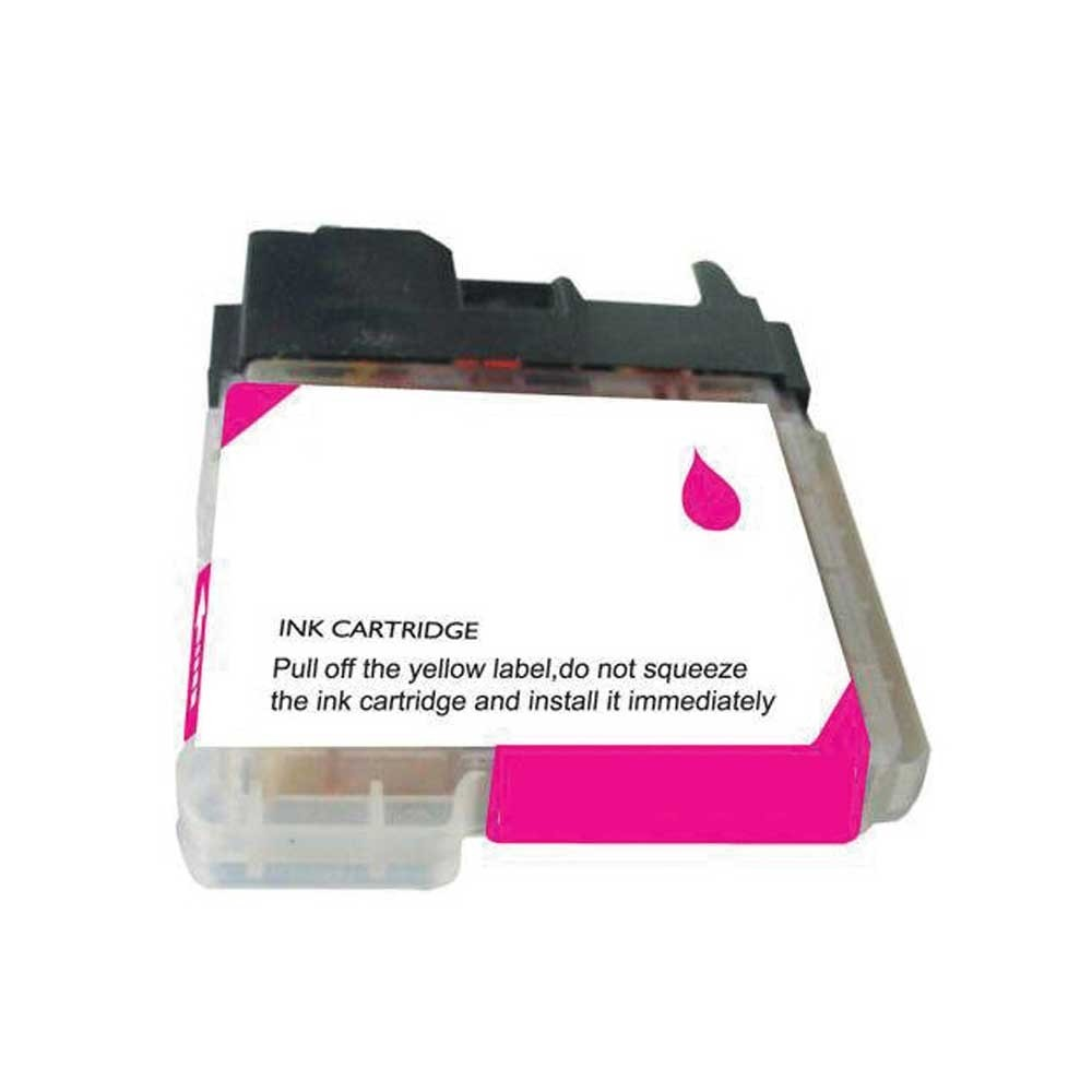 Brother Ink Cartridge - Magenta - Compatible - OEM LC65M