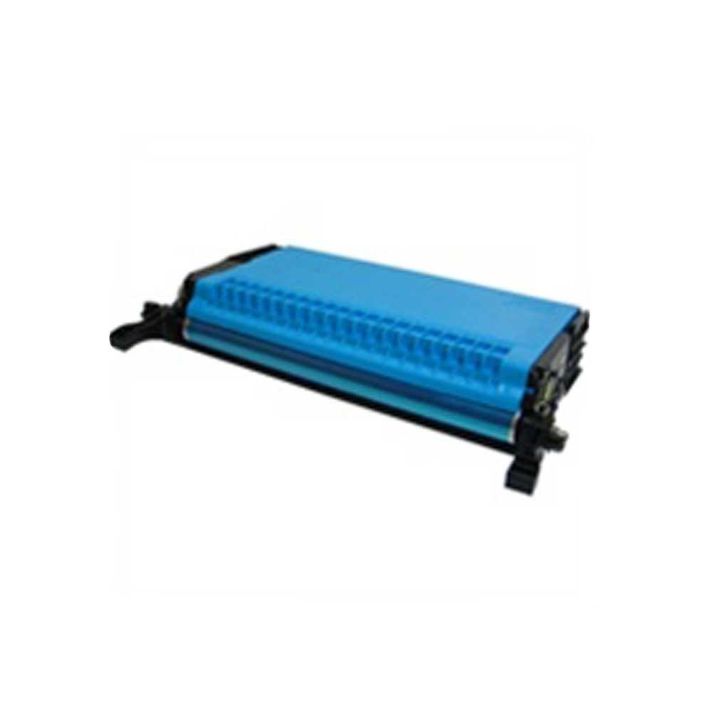 Samsung Toner Cartridge - Cyan - Compatible - OEM CLP-C660B