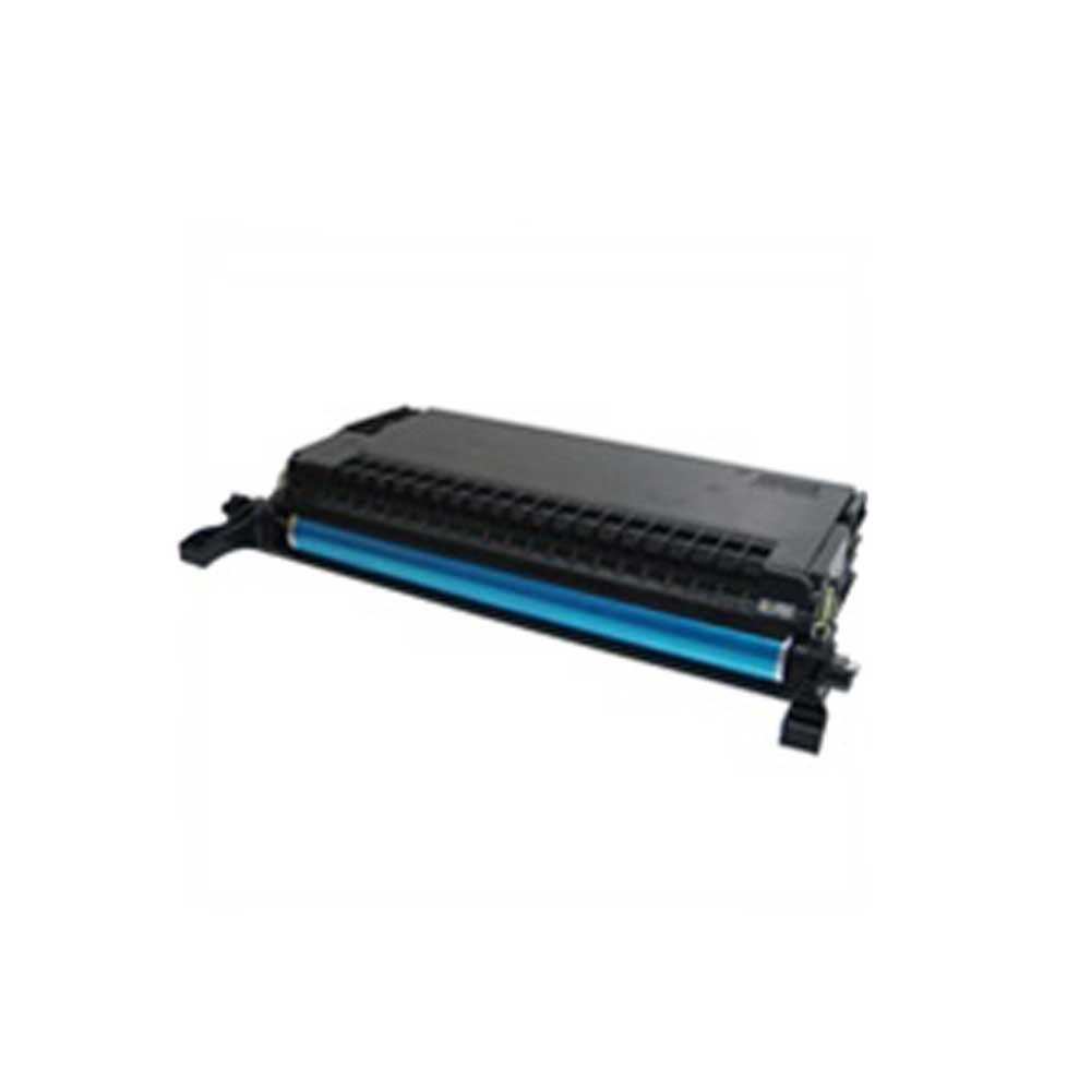 Samsung Toner Cartridge - Black - Compatible - OEM CLP-K660B