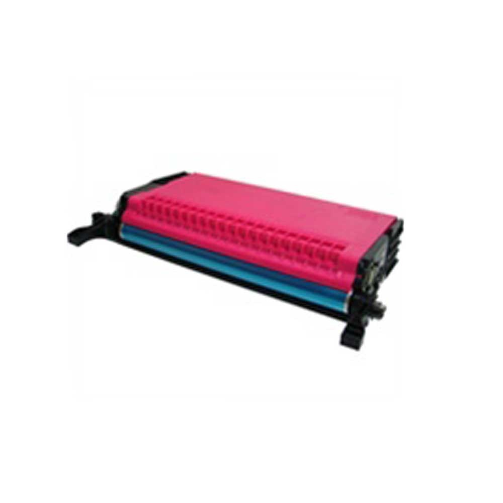 Samsung Toner Cartridge - Magenta - Compatible - OEM CLP-M660B