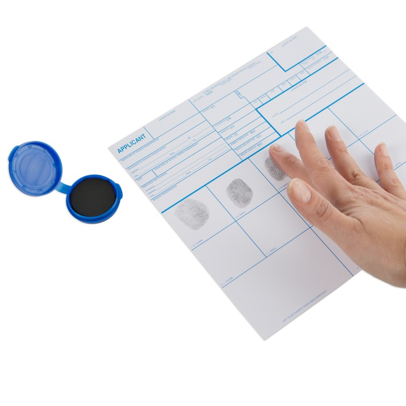Personal Applicant Record Cards - 100/pack