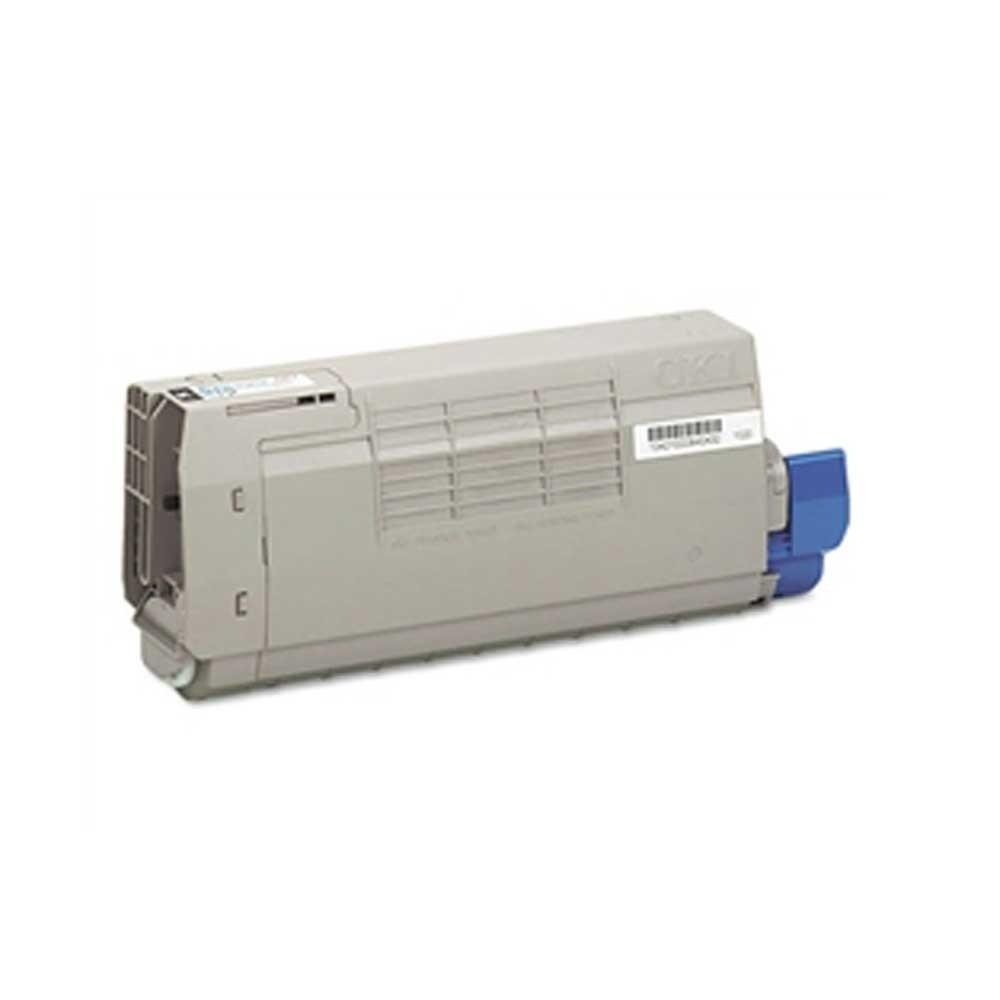 Oki-Okidata Toner Cartridge - Magenta - Compatible - OEM 43866102