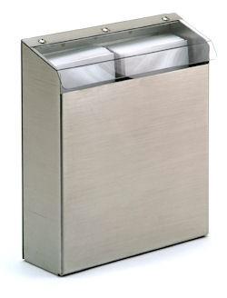 Mountable indoor/outdoor d/up forms dispenser