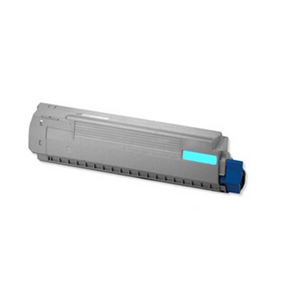 Oki-Okidata Toner Cartridge - Cyan - Compatible - OEM 44059111