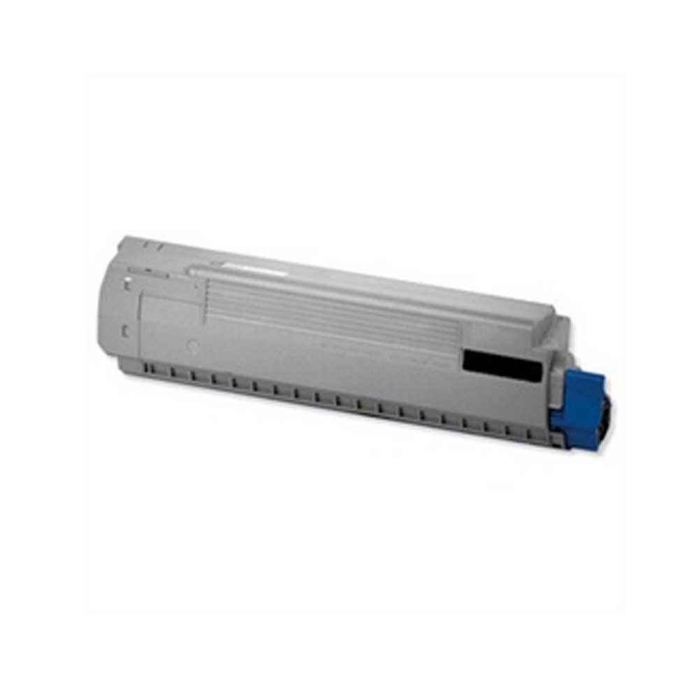 Okidata Toner Cartridge - Black - Compatible - OEM 44059112