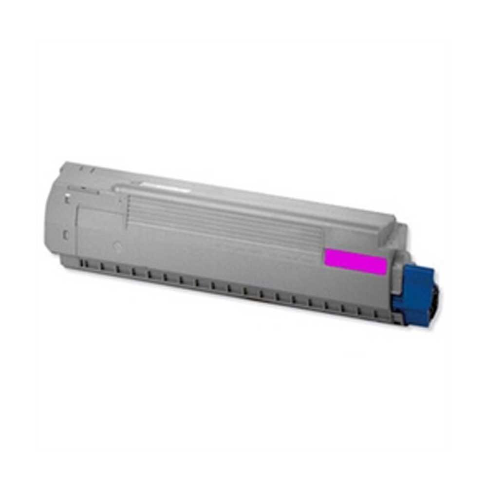 Oki-Okidata Toner Cartridge - Magenta - Compatible - OEM 44059110