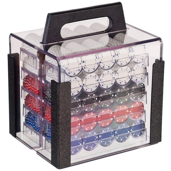 10 Tray Chip Carrier