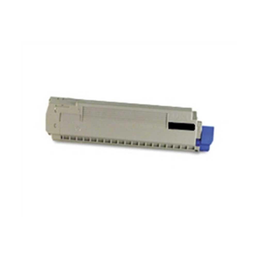 Oki-Okidata Toner Cartridge - Black - Compatible - OEM 44059216