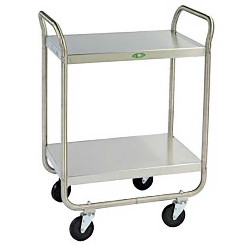 Tubular Design Utility Cart - 20W x 35-3/4H x 30L