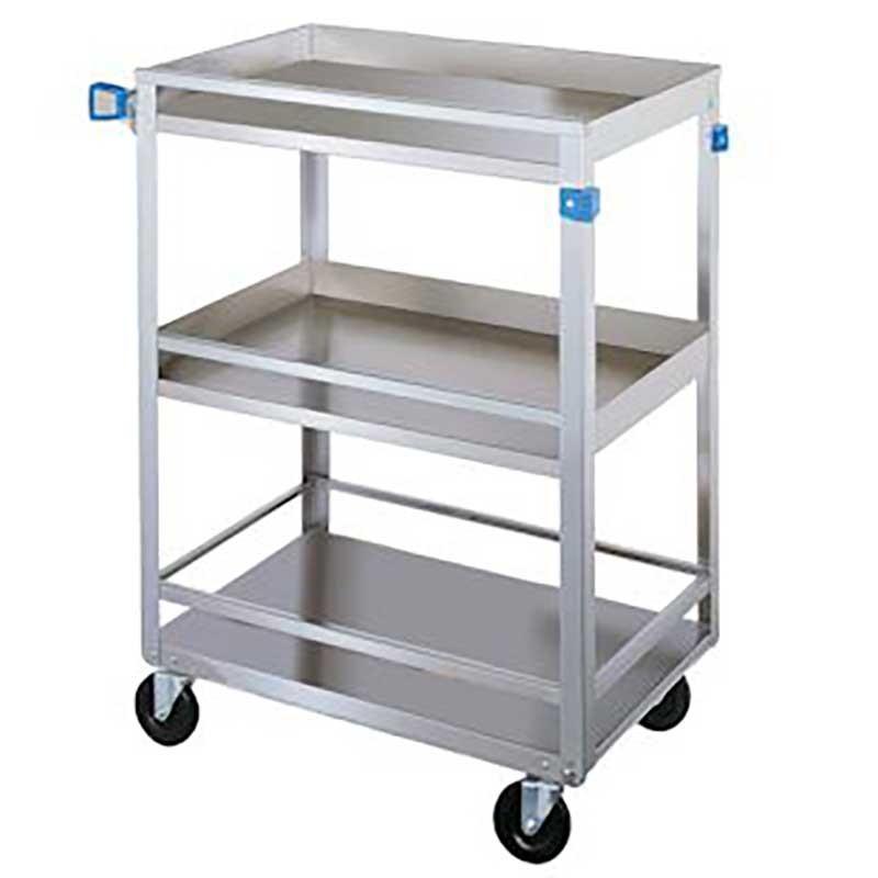 Guard Rail Utility Cart - 300 lbs capacity - 16-1/4W x 33-3/8H x 27-1/2L