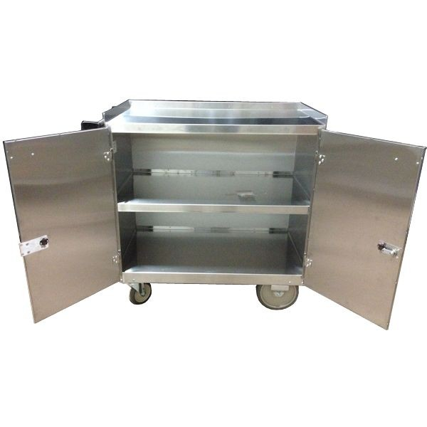 Stainless Steel Cart - 700 lbs capacity