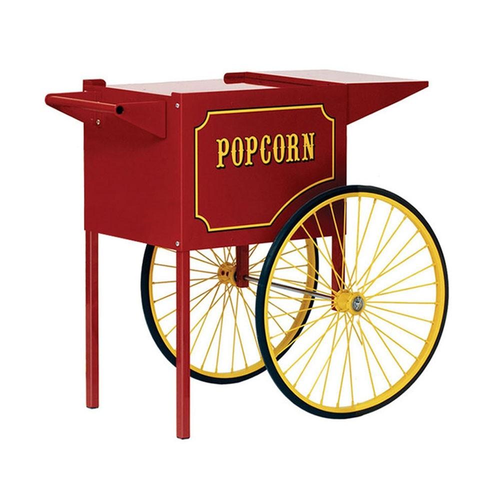 Antique Medium Red Cart for 8 oz Machine