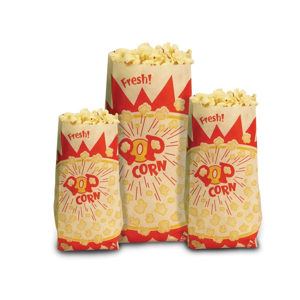 Popcorn Bags - Medium - 1.5 oz