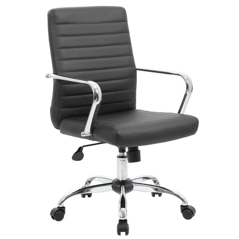 Vinyl Manager's Task Chair
