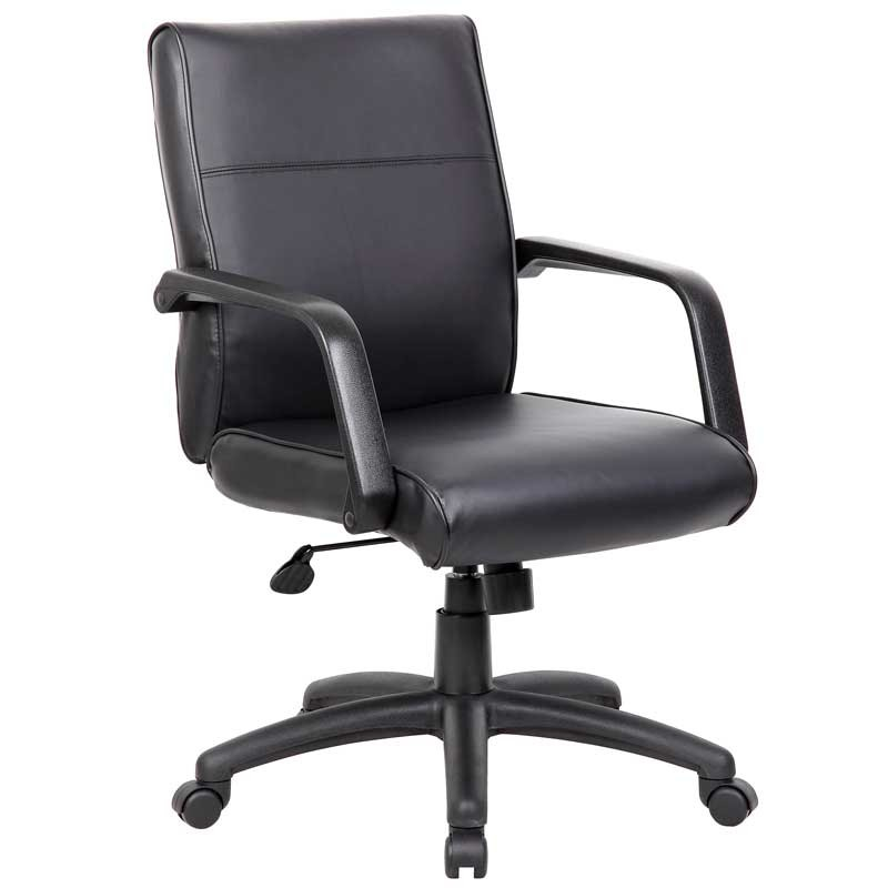Leather Conference Room Chair