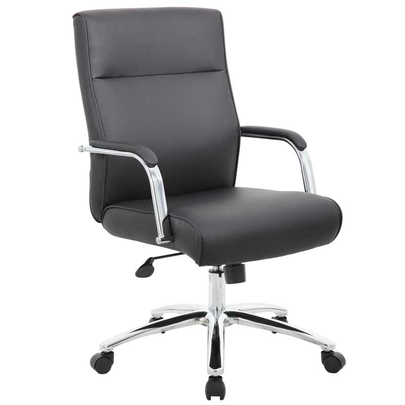 Vinyl Executive Desk Chair