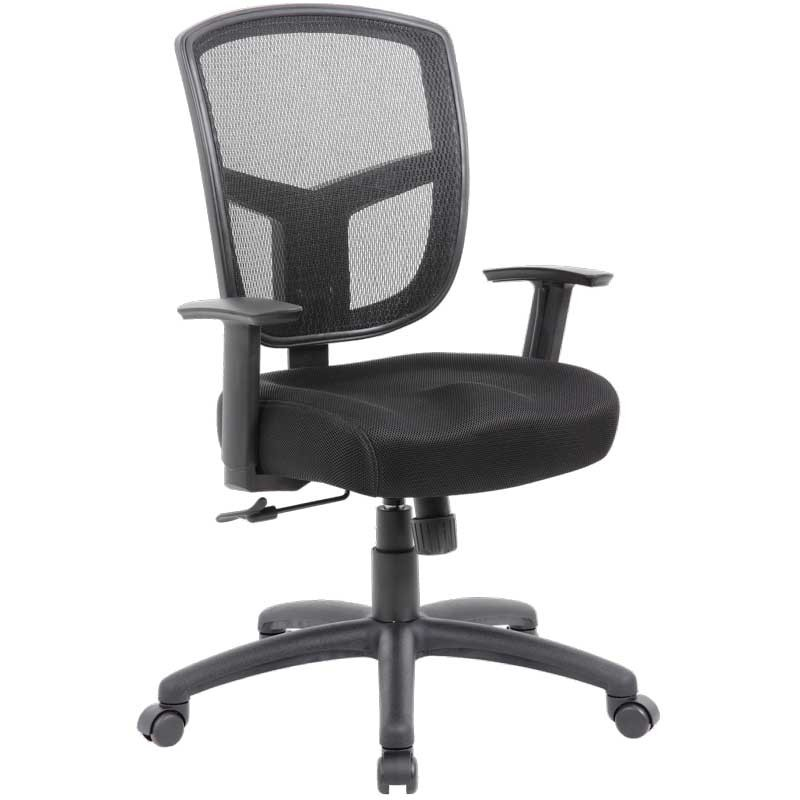 Premium Mesh-Back Task Chair