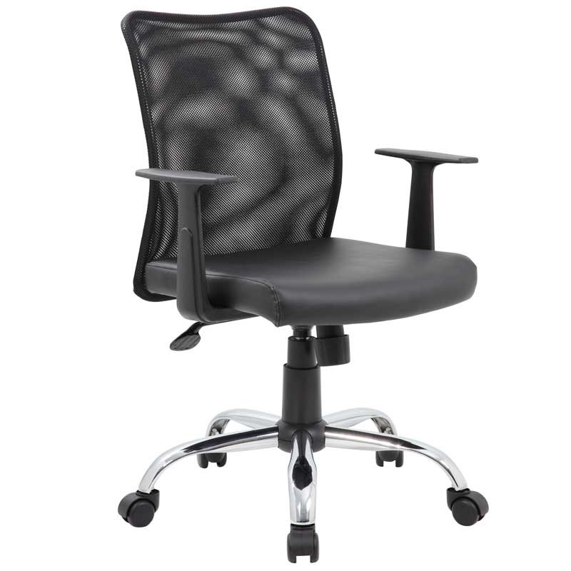 Economy Mesh Back Task Chairs