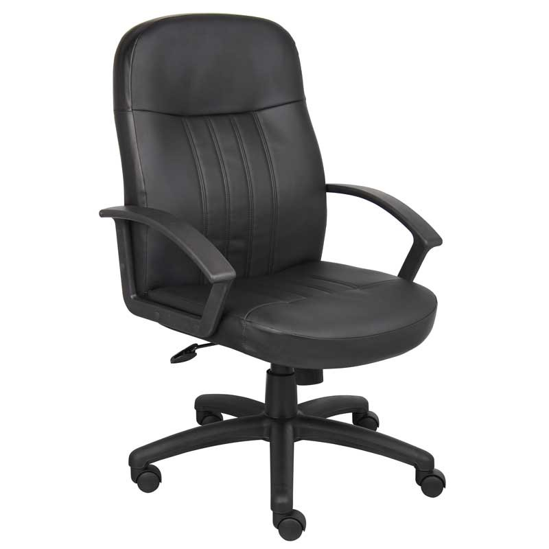 Budget Executive Leather Desk Chair