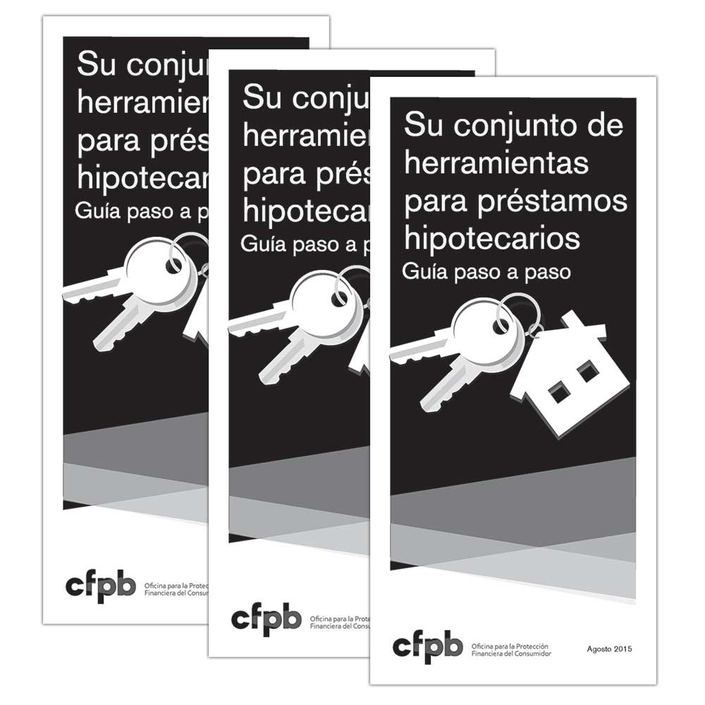 Shopping for Your Home Loan Mortgage Booklet **SPANISH VERSION**