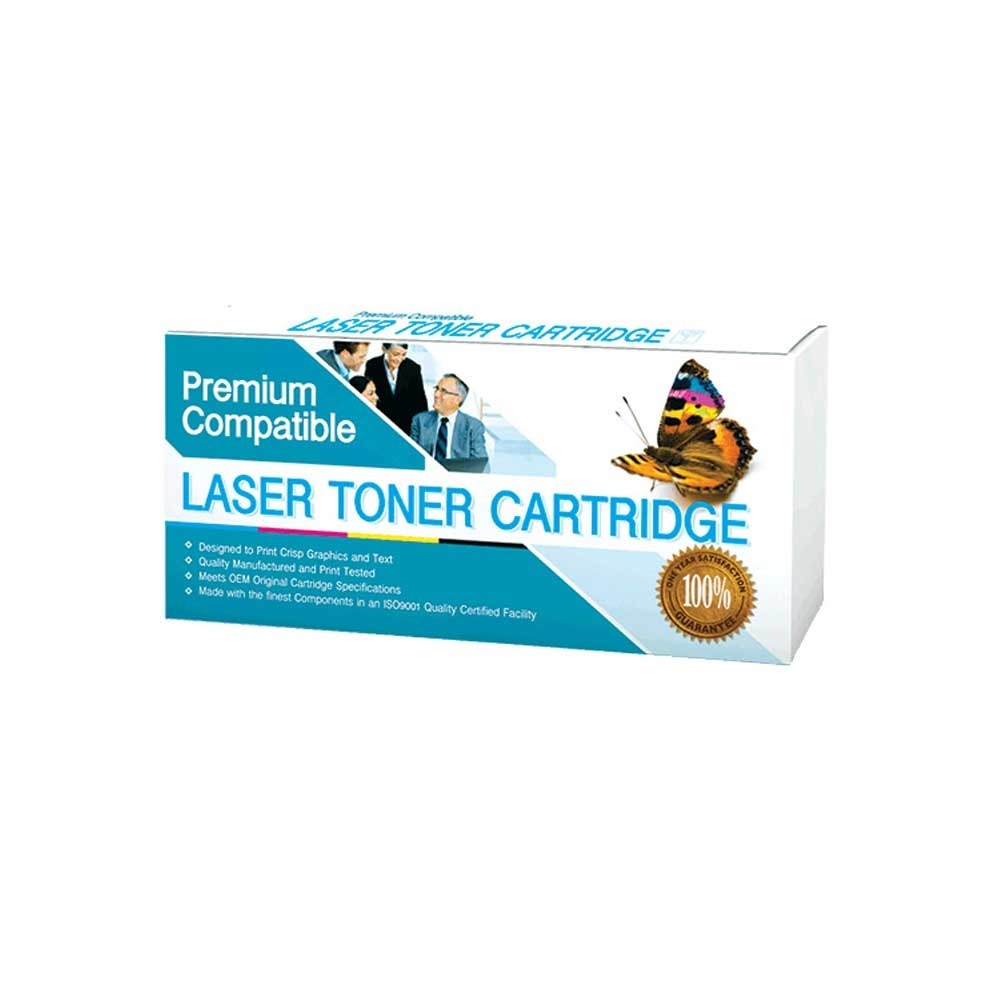 Oki-Okidata Toner Cartridge - Black - Compatible - OEM 52117101