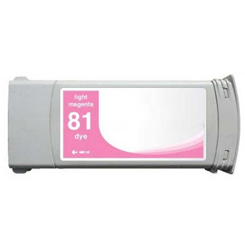 HP Ink Cartridge - Magenta - Remanufactured - OEM C4935A