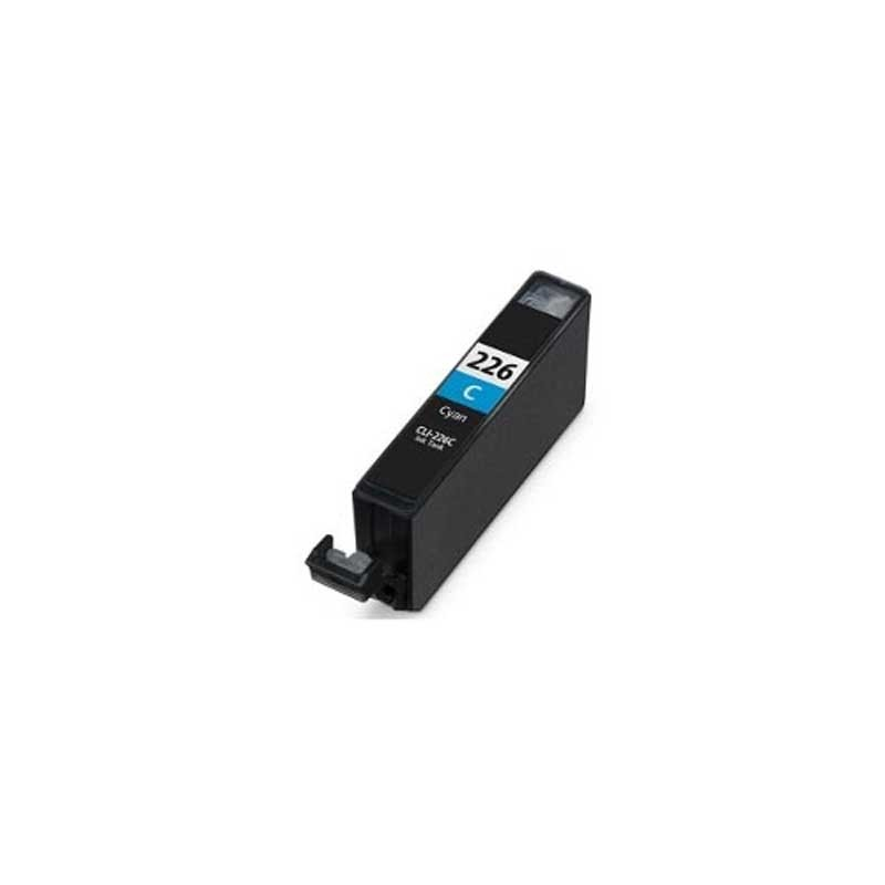 Canon Ink Cartridge - Cyan - Compatible - OEM CLI-226C