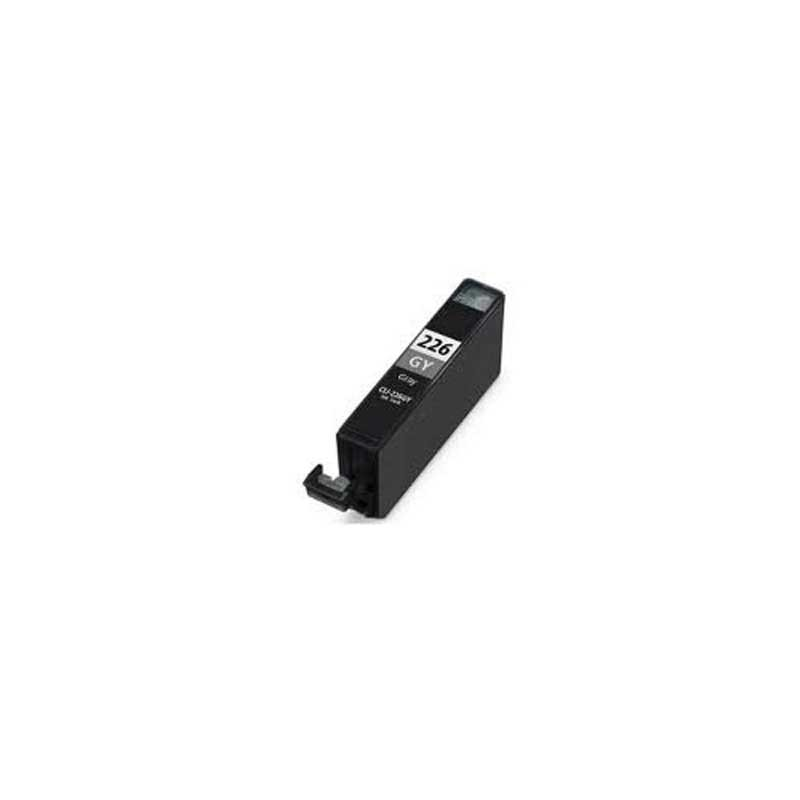 Canon Ink Cartridge - Gray - Compatible - OEM CLI-226GY