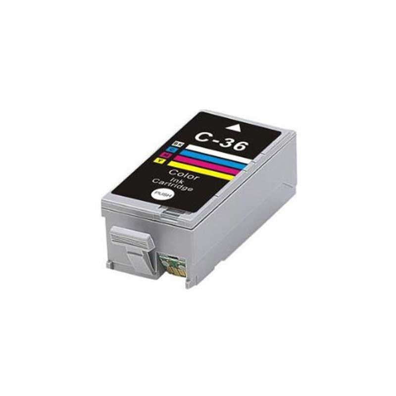 Canon Ink Cartridge - Color - Compatible - OEM CLI-36C