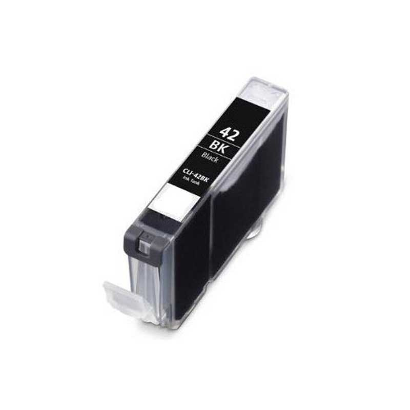 Canon Ink Cartridge - Black - Compatible - OEM CLI-42BK