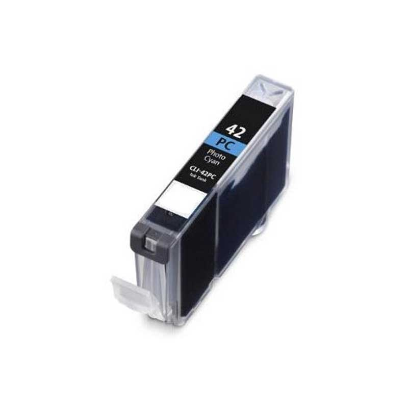 Canon Ink Cartridge - Cyan - Compatible - OEM CLI-42PC