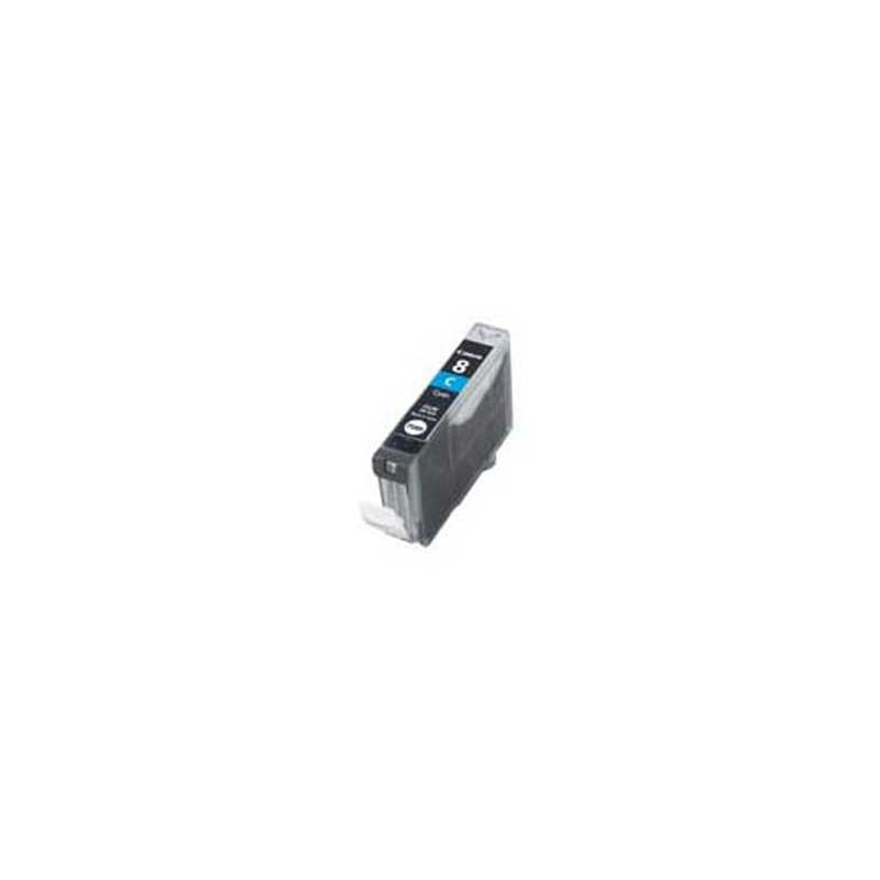 Canon Toner Cartridge - Cyan - Compatible - OEM CLI-8C