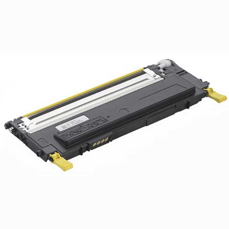 Dell Toner Cartridge - Yellow - Compatible - OEM 330-3013