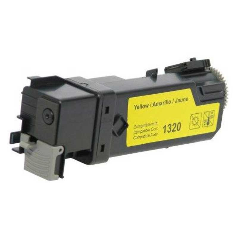 Dell Toner Cartridge - Yellow - Compatible - OEM 310-9062