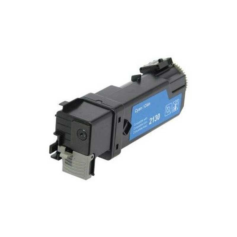 Dell Toner Cartridge - Cyan - Compatible - OEM 330-1437