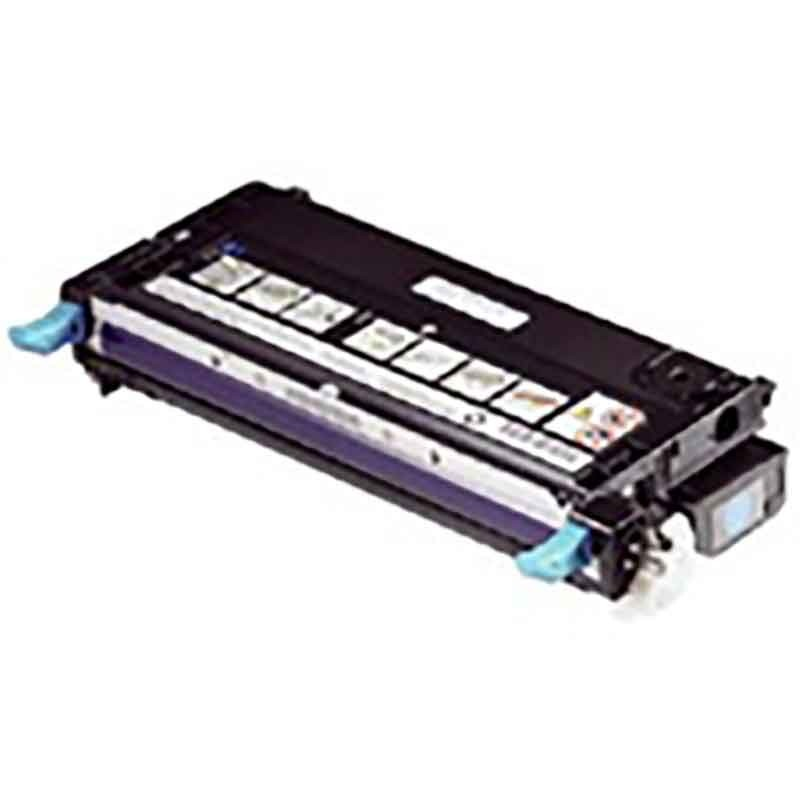 Dell Toner Cartridge - Cyan - Compatible - OEM 330-3792