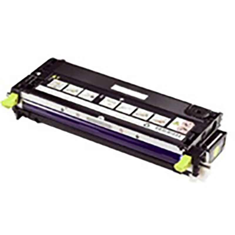Dell Toner Cartridge - Yellow - Compatible - OEM 330-3786