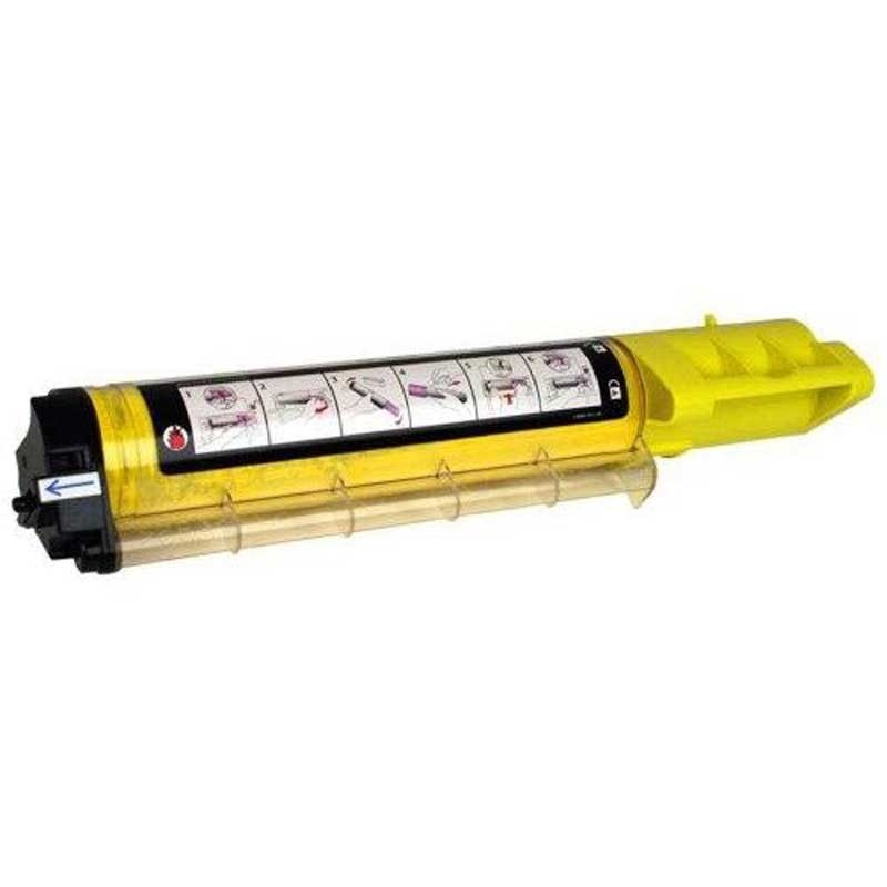Dell Toner Cartridge - Yellow - Compatible - OEM 310-5729