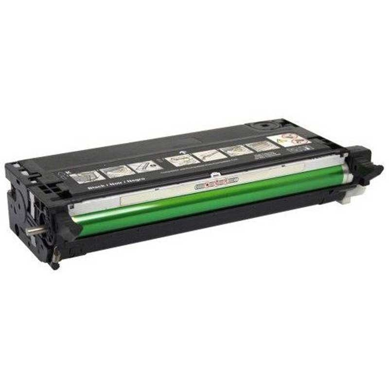 Dell High Yield Toner Cartridge - Black - Compatible - OEM 310-8092