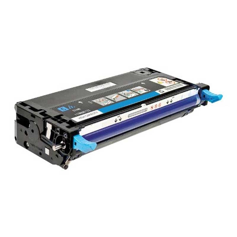 Dell High Yield Toner Cartridge - Cyan - Compatible - OEM 330-1194