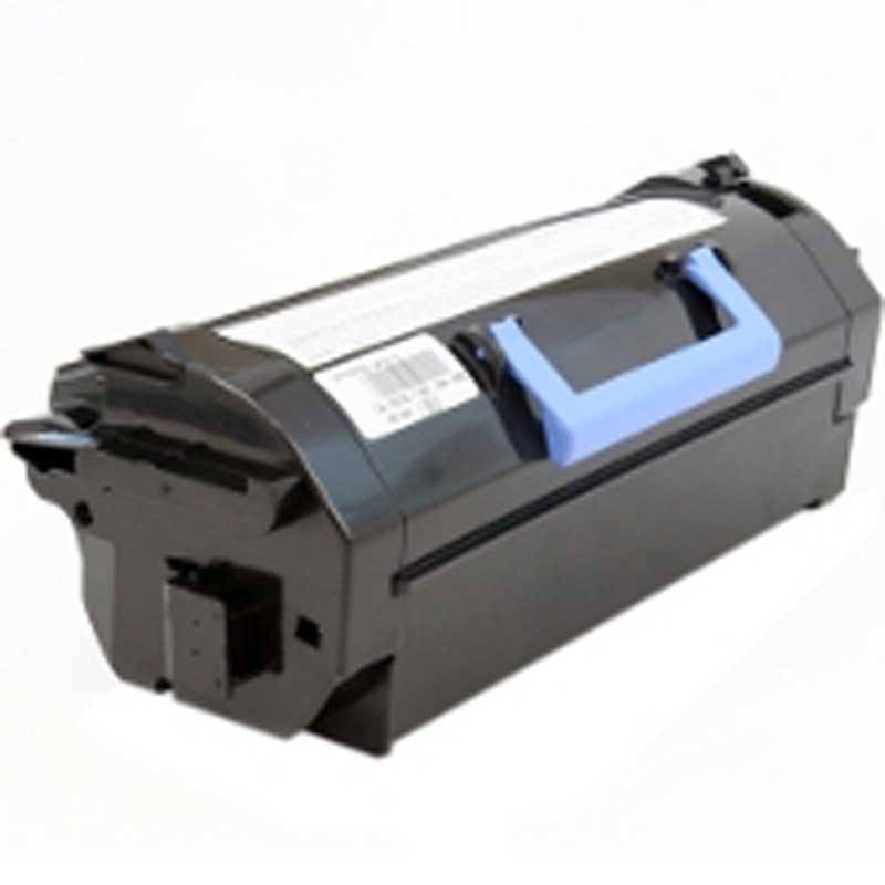 Dell Toner Cartridge - Black - Compatible - OEM 331-9756