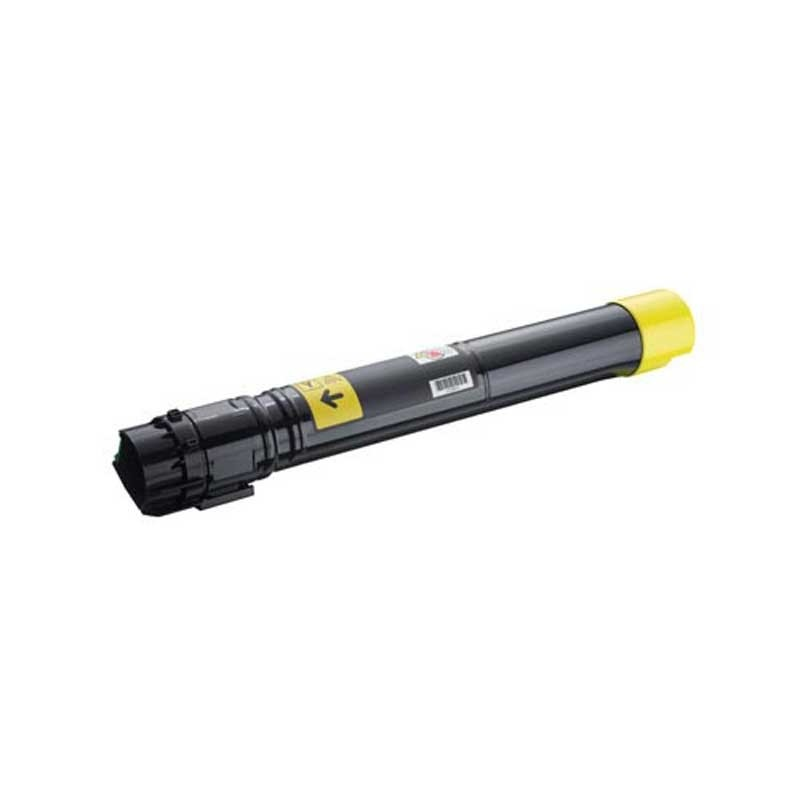 Dell Toner Cartridge - Yellow - Compatible - OEM 330-6139