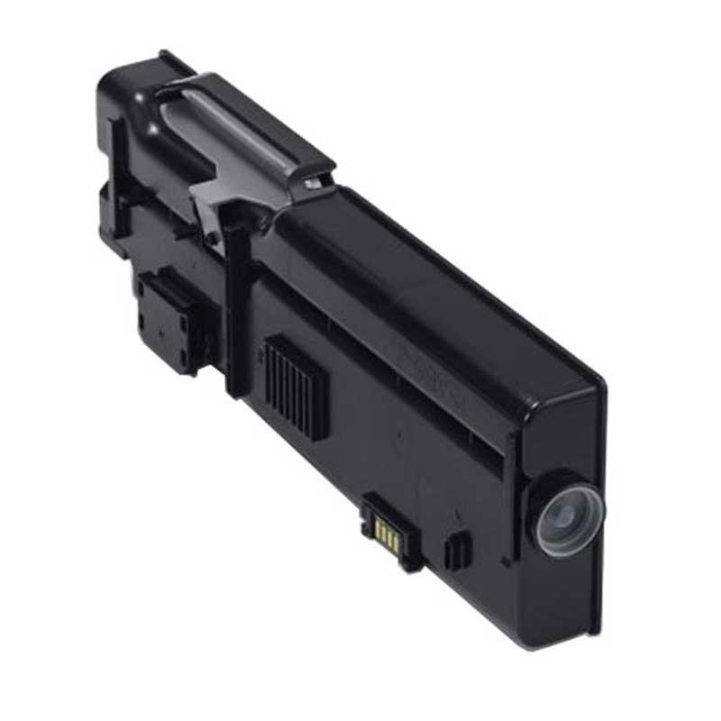 Dell High Yield Toner Cartridge - Black - Compatible - OEM 593-BBBU / HD47M