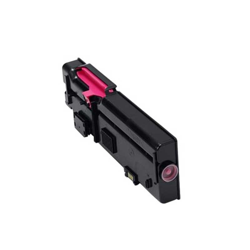 Dell High Yield Toner Cartridge - Magenta - Compatible - OEM 593-BBBS / GP3M4